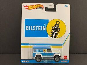 Hot Wheels Land Rover Defender 110 Hardtop Bilstein DLB45-946K 1/64