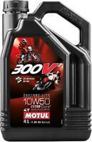 MOTUL OIL 300V RACING 15W50 4L 108587