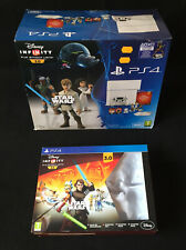 Boite Vide Pour Console PS4 500Go 1216A Cales notices + Boite infinity star wars