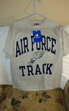 AIR FORCE FALCONS TRACK SHIRT - SMALL - CHAMPION - NWT