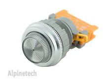 PLN-30 ATI White 30mm Pilot Panel Indicator Light LED Lamp 220V AC