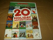 Scholastic Storybook Treasures 20 Holiday Adventures DVD,2015,Brand New.