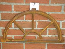 Stallfenster Gusseisenfenster Eisenfenster 63,5 x 34,5cm REPRO ohne Glas (1)
