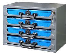 Dinzl Sortimentskasten Stapelsystem für Sortimentskasten, leer
