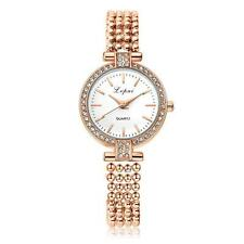 Luxury Diamond Golden Hot Selling Party Wear Ladies Watch Gift