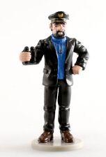 Figurine plastique Tintin Haddock