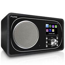 Pure Evoke F3 DAB+ FM Radio with Bluetooth - Black
