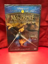 Princess Mononoke (Dvd, 2000) Brand New Sealed L@K