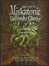 SCHWEITZER & ASHMEAD eds Tales from the Miskatonic University Library. Lovecraft