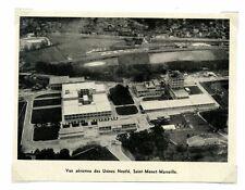 Article original de 1954 sur Saint-Menet-Marseille / Usine Nestlé / LD8
