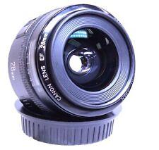 CANON 28mm f/2.8 EF Mount Auto Focus Camera Lens  - P15