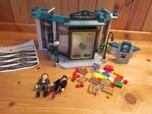 Playmobil - Konvolut / Sammlung  (Set 5177 Bank m.Geldautomat)