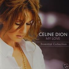 Celine Dion - My Love: Essential Collection (CD 2008 Sony BMG) Near MINT