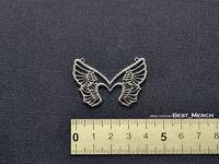 Placebo Necklace Pendant Logo Symbol t shirt vinyl pills lp cd poster band