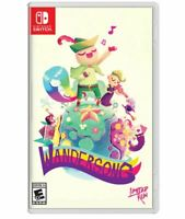 Limited Run Wandersong Nintendo Switch Exclusive Cover + EMPTY Case [NO GAME]