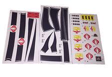 GI Joe Cobra Condor Z25 Sticker Decal Sheet