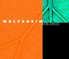 WOLFSHEIM - KEIN ZURÜCK  CD SINGLE NEU