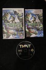 WII : TMNT : TARTARUGHE NINJA - Completo, ITA ! Azione ninja ! Comp Wii U