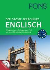 PONS Der große Sprachkurs Englisch (2016, Taschenbuch)