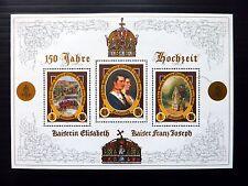 AUSTRIA 2004 M/Sheet MS2715 U/M NB1047