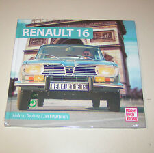 Renault 16 Renault R16 - Schrader Typen Chronik!
