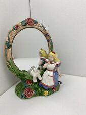 Fitz Snd Floyd Alice In Wonderland Mirror