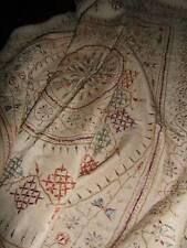 Hilo Metálico Oro antiguo otomano Bordado Cubierta