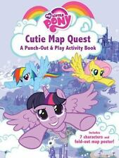 CUTIE MAP QUEST - ROSEN, LUCY - NEW PAPERBACK BOOK