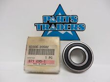NOS Genuine Yamaha Middle Drive Gear Secondary Clutch Bearing Grizzly Enticer
