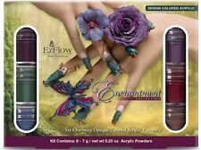 EzFlow Design Colored Acrylic Enchantment Collection - 6pc - 42572