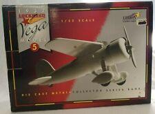 "NEW 1932 Lockheed Vega Model 5 Die cast 1:32 Airplane Bank ""Magnolia Petroleum"""