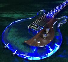 Starshine Upgraded LED Light Electric Guitar Pull/Push Swtich Daddario Strings