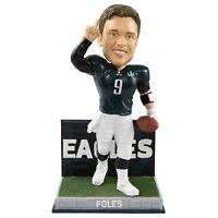 Nick Foles Philadelphia Eagles Super Bowl Fly Eagles Fly Bobblehead NFL