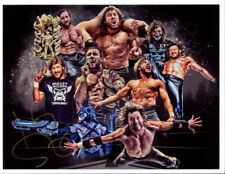 Autographed Kenny Omega Promo Picture, AEW NJPW ROH Elite BTE New Japan