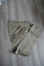 ORIGINAL Pantalon GANESH Gunn Beige Taille  44  beige neuf