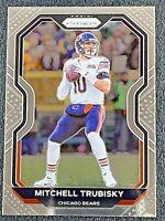 Mitch Trubisky 2020 Panini Prizm Chrome #187 Buffalo Bills