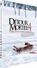 Detour mortel 4 DVD NEUF SOUS BLISTER