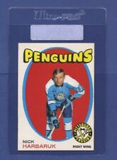 1971-72 OPC Nick Harbaruk #191 (NRMT+) Nice Old Hockey Card * P6696