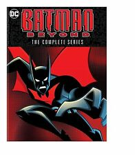 Batman Beyond: The Complete Series 1-3 1 2 3 (DVD, 2016, 9-Disc Box Set) Sealed