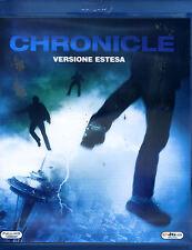 CHRONICLE VERSIONE ESTESA BLU-RAY+ COPIA DIGITALE di Josh Trank  BLU RAY NUOVO