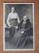 R&L Postcard: Vintage Photo of Edwardian Ladies, Fashion/Costume/Clothes