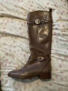 Tory Burch Preowned Riding Boots Size 6