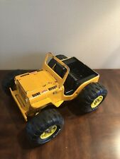 Vintage Orange Pressed Steel Tonka Jeep/Off Road Dune Buggy