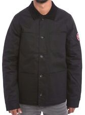 Element Westgate Chore Black Quilted Winter Jacket, Size L. NWT, RRP $139.99.