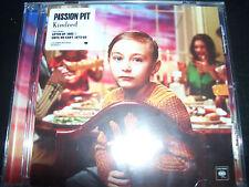 Passion Pit Kindred (Australia) CD - New