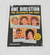 1D One Direction Ultimate Fan Book