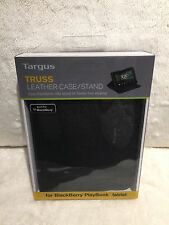 Targus Truss Leather Case/Stand for BlackBerry PlayBook