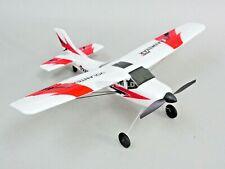 RC AIRPLANE Mini 3 Channel Electric Trainer Plane w/Gyro RTF + FREE XTRA BATTERY