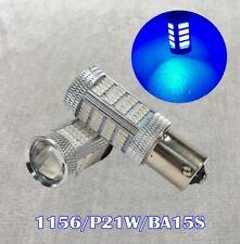Backup Reverse 1156 BA15S 3497 1141 7506 P21W 92 LED Blue Bulb W1 AW