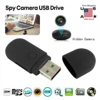 New 32GB Hidden USB Camera HD Mini Video Recorder Camcorder Flash Drive Motion